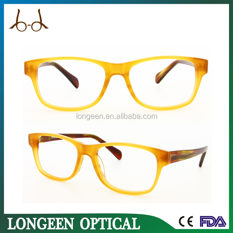 G3145 OZ012 different colors in rim & temple optical glasses/eyewear