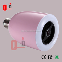 FCC certification Led light 2015 wireless bluetooth speaker led lamp