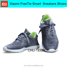 Original Mi FreeTie Smart Running Sneakers Shoes Bluetooth 4.0 English APP Comfortable Upper And <strong>Air</strong> Permeable G