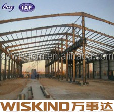 steel structure building contractors