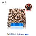 EA Brand fashion style leopard uv nail lamp high quality 36W uv lamp for nail