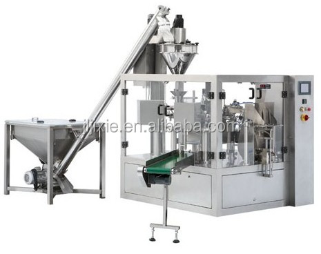 FY-P8 Automatic Powder Packing Machine