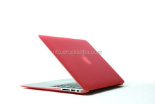 Hot Matte Silicone Hard Cases for Macbook Pro 13 inch w/t Retina Display