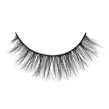 NO MOQ Brand New Design Premium Quality Super Thin Natural Silk Synthetic Magnetic False Eyelashes With 4 Magnets