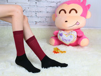 fashional modern long beautiful cotton wholesale socks