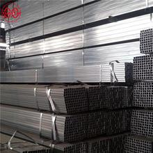 trade schedule 20 steel galvanized culvert pipe square tube 100x100 building materials