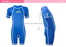 kids UV protection one-piece swim wear , Lycra swimming shorts for children