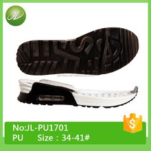Fashion soft shoes soles PU sole Design ladies