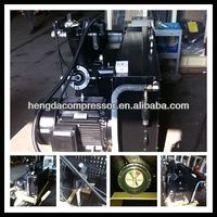 welded tubes compressor 70CFM 870PSI 40HP