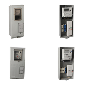 To supply africa type SMC,DMC,ABS single and three  phase meter box coffret