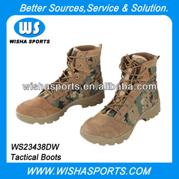 Hiking Army Combat Tactical Military Boots