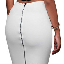 monroo Wholesale Office Lady Fitted Design sexy midi Pencil Skirt