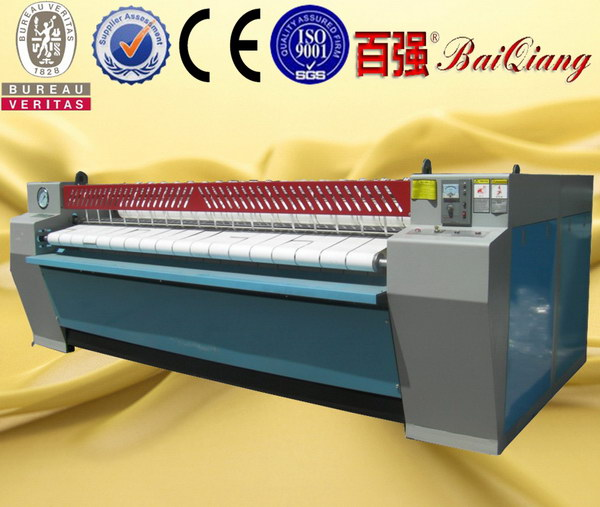 Hot style large laundry utility press machine for sale