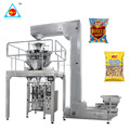 Stainless Steel Puffed Snack Food Potato Chips Packing Machine Supplier