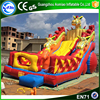 dragon-boat Best Design giant inflatable PVC material water slides for children