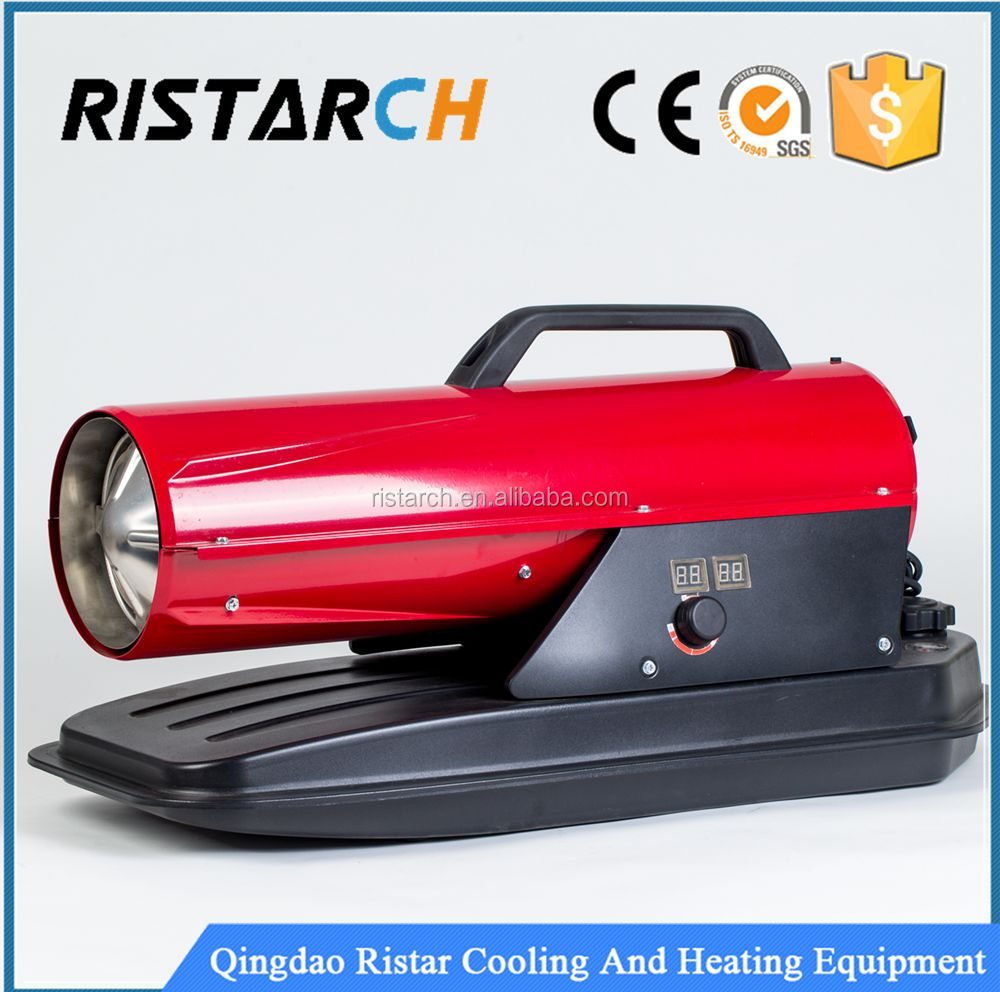 High efficiency industrial caravan poultry direct Diesel Keroesene Forced Air Space Heater