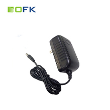 Eu US UK plug Wall mount 12V 2A CCTV power adapter