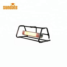 portable outdoor waterproof infrared heat lamp heater infrared