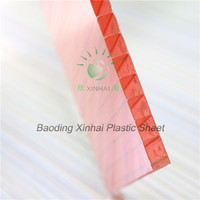 Professional provide plastic building material poly carbonate sheeting