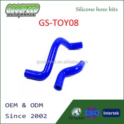 Silicone radiator hose kit for N issan Skyline GTS ECR33 8/93~5/98
