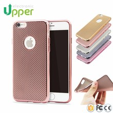 2016 new arrival cute cell phone shockproof back cover mobile glitter cases for iphone 6