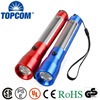 4 LED Solar Rechargeable LED Flash Light Torch Light