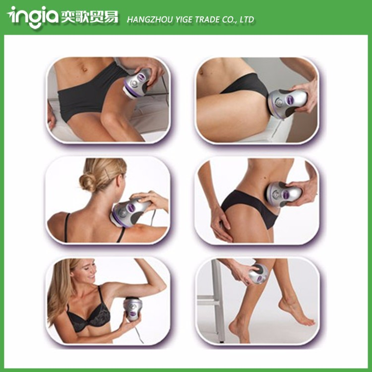 All In One Multifunctional Whole Body Handheld Vibration New Massager