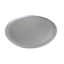 Large size non stick Pizza cake pan popular baking tray