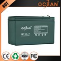 Cheap 12V new product promotion 7ah best selling 12v lead acid battery
