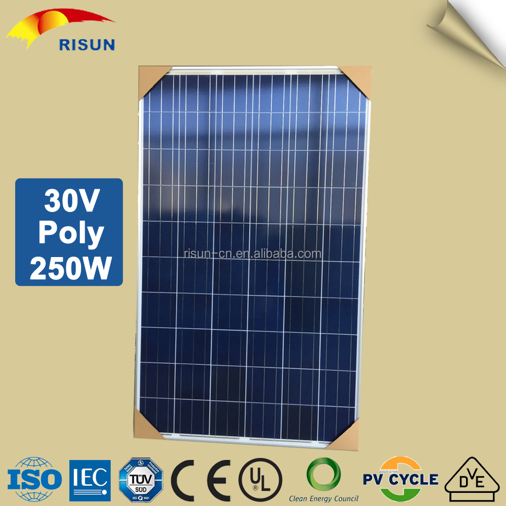 Cheap PV Solar Panel 250W For African Market