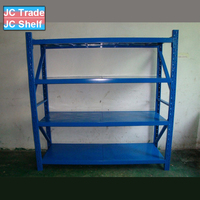 Medium Duty Storage Rack Warehouse Storage