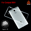 New Luxury Cheap Mobile Phone Case for coolpad 8681 transparent case ,high transparency phone case for Coolpad 8681 cover