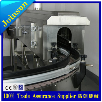 Shrink Flim Steam Wrapping Label Shrink Tunnel