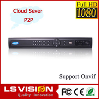 LS VISION 32 channel nvr dvr network client h 264 net dvr