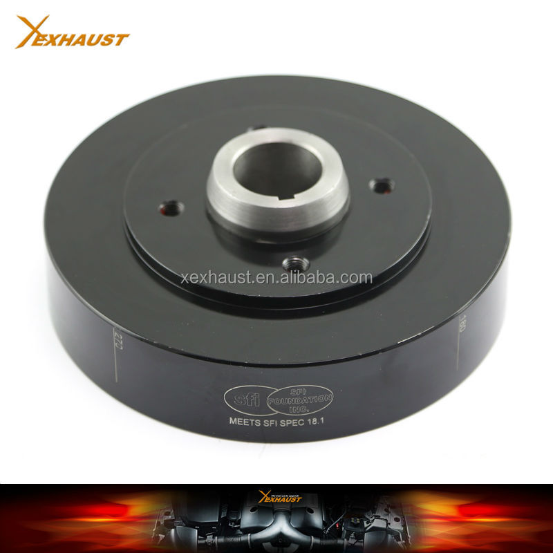 "SFI Harmonic Balancer Damper Pulley for Ford BBF 429 460 7.25"" Internal rocker arm cylinder head flywheel crankshaft main caps"