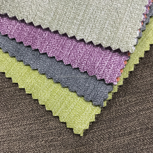 Soft sanding technic modern furniture upholstery fabrics textile for sofa