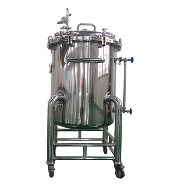 High quality 300L stainless steel pro source steel pressure tank