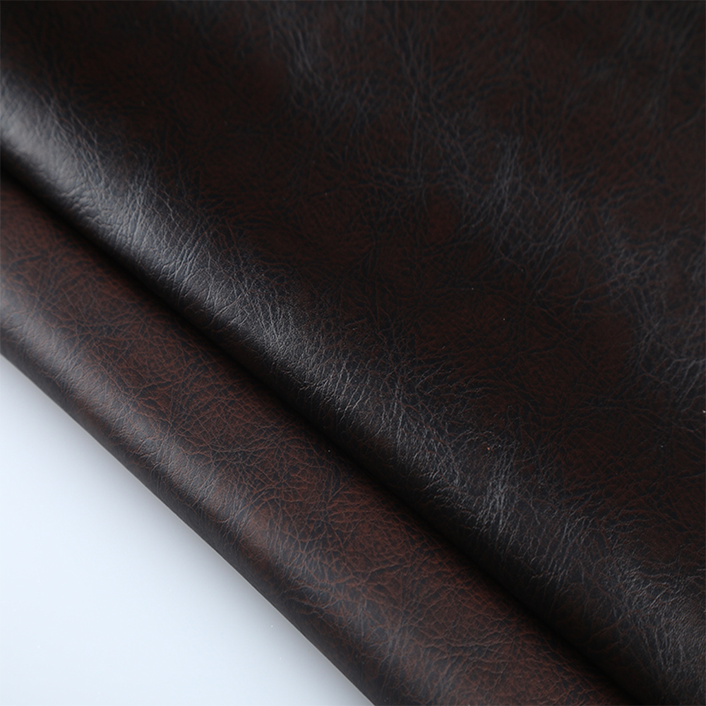 Good quality factory directly semi pu artificial leather
