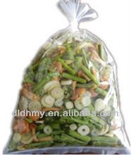 fresh pickled mixed vegetables with embroider