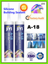 Weatherproof & waterproof Silicone Sealant A-18