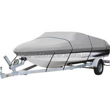600D polyester boat cover with waterproofing
