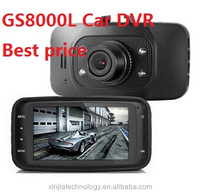 auto electronics GS8000L night vision fhd 1080p car DVR hd cameras