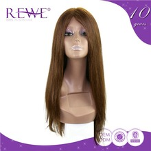 Custom Fitted Real Human Hair Cinderella Sparrow Jack Lace Front Wigs With Bangs