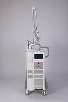 Portable Fractional CO2 laser for doctor use with co2 medical laser with ce