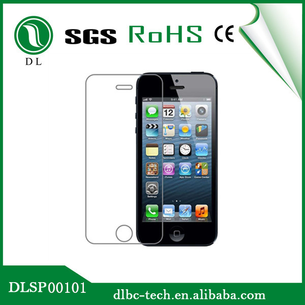 Made in china screen protector tempered glass screen guard for iphone 4s screen protector