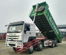 Sinotruk Howo 40Tons -50Tons Tipper Trucks Dump Trucks For Sales