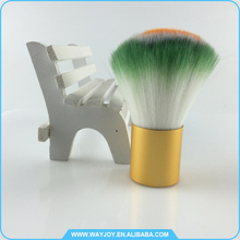 brand names international cosmetics flower shape kabuki powder brush