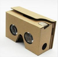 China Cheap Google Cardboard VR 3D Glasses Ask for Discounts Free Sample
