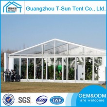 Low price aluminum light weight wedding party event marquee tent