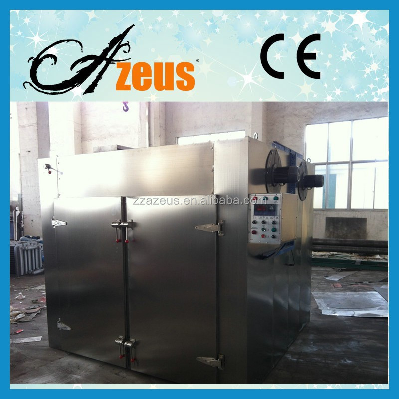 Cabinet double chamber stainless steel lemon drying machine with two fans